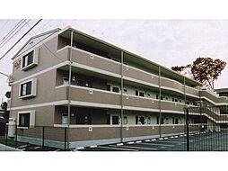 静岡県沼津市西熊堂の賃貸マンションの外観