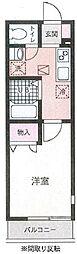 [タウンハウス] 神奈川県横須賀市舟倉1丁目 の賃貸【/】の間取り