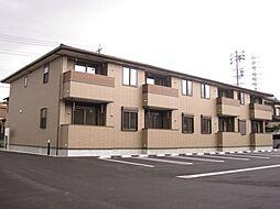 ラヴァーズA[2階]の外観