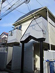 東京都練馬区旭町3の賃貸アパートの外観
