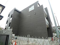 千葉県流山市流山8丁目の賃貸マンションの外観