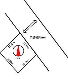 新川町売土地