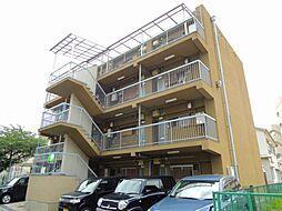 兵庫県西宮市南甲子園3丁目の賃貸マンションの外観