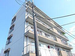 松戸長岡ハイツ[3階]の外観