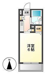 メゾン・ド・セーヌ[3階]の間取り