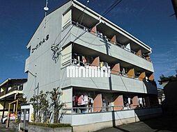 コーポM・A・S[2階]の外観