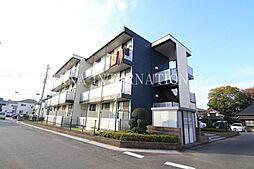 埼玉県草加市草加2丁目の賃貸マンションの外観