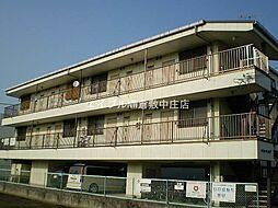 ベルパルク[3階]の外観
