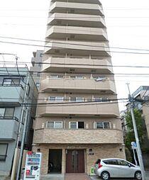 東京都中野区南台2丁目の賃貸マンションの外観