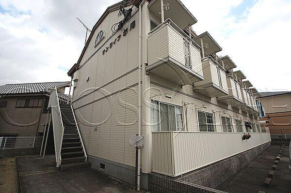 サンライフ杉尾[1階]の外観