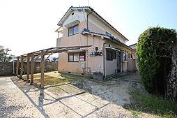 [一戸建] 愛媛県松山市今在家4丁目 の賃貸【愛媛県 / 松山市】の外観
