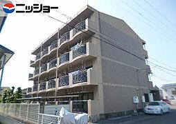 レジデンスAZUMA[2階]の外観