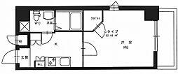 SELENA[3階]の間取り