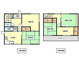 [一戸建] 兵庫県神戸市垂水区西舞子9丁目 の賃貸【/】の間取り