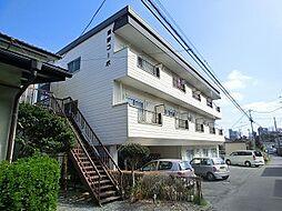 飯野コーポ[1階]の外観