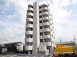 愛媛県松山市古川北4丁目の賃貸マンションの外観