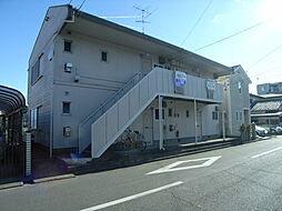 タウニィハイツ[2階]の外観