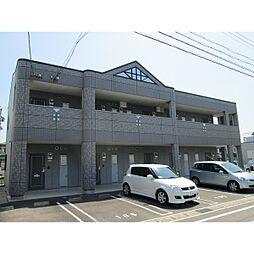 愛知県名古屋市中川区服部4の賃貸アパートの外観