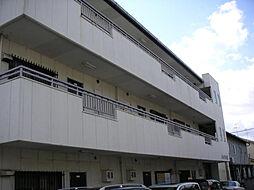 中西ハイツ[3階]の外観