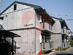 大阪府堺市西区浜寺石津町中5丁の賃貸アパートの外観