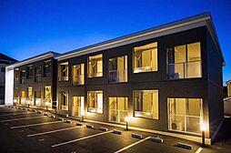 神奈川県横浜市神奈川区白幡仲町の賃貸マンションの外観