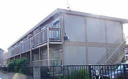 旭ハイム1[1階]の外観