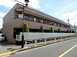 東京都立川市栄町5丁目の賃貸マンションの外観