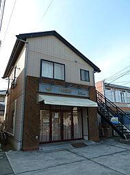 神奈川県藤沢市辻堂6丁目の賃貸アパートの外観