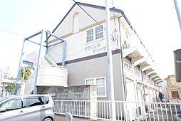 埼玉県越谷市西方2の賃貸アパートの外観