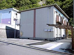 鹿隈リゾートタウン6[2階]の外観