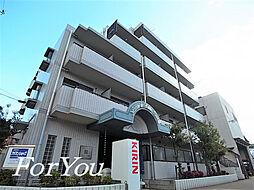 兵庫県神戸市灘区浜田町4丁目の賃貸マンションの外観
