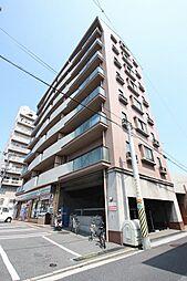 広島県広島市南区東雲3丁目の賃貸マンションの外観