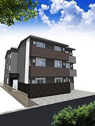 nico西京極[306号室]の外観
