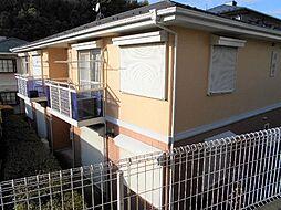 クレールカネコC[1階]の外観