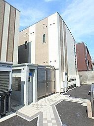 JR中央線 東小金井駅 徒歩4分の賃貸アパート