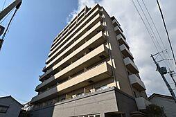 ウィングコート小松[8階]の外観
