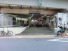 東武鉄道大山駅