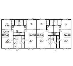 緑が丘東4−1新築[202号室]の外観