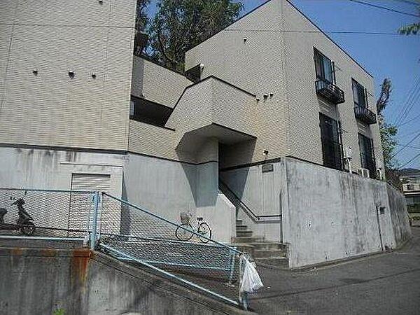 神奈川県横浜市戸塚区前田町の賃貸アパートの外観