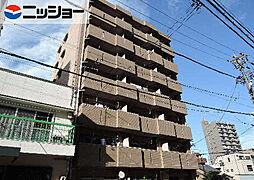 松原名藤マンション[7階]の外観
