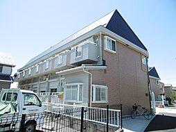 東京都西東京市下保谷4の賃貸アパートの外観