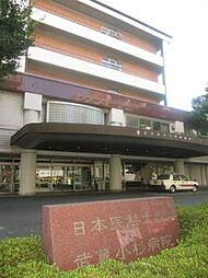 神奈川県川崎市中原区上丸子山王町1丁目の賃貸マンションの外観