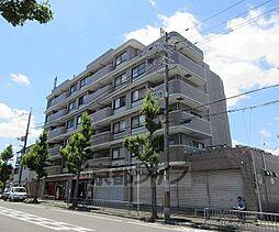 京都府京都市伏見区石田大受町の賃貸マンションの外観