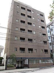 東京都千代田区三番町の賃貸マンションの外観