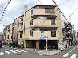 京都府京都市東山区本町8丁目の賃貸アパートの外観