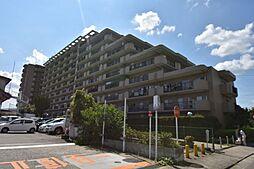 兵庫県宝塚市安倉北3丁目の賃貸マンションの外観