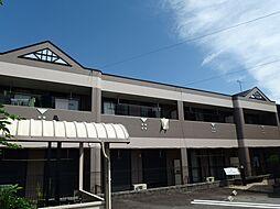 愛知県岡崎市緑丘3の賃貸アパートの外観