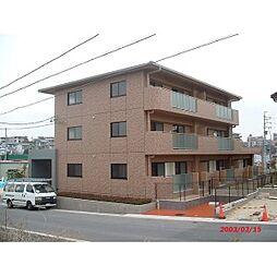 愛知県名古屋市名東区梅森坂3丁目の賃貸マンションの外観