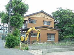 千葉県市川市中山2丁目の賃貸アパートの外観