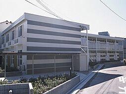 大阪府大阪市福島区野田4丁目の賃貸アパートの外観